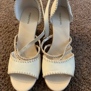 Brand new Maurices wedges